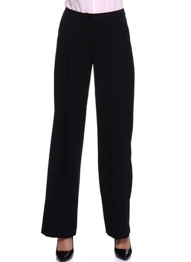 Limon Company Geniş Kesim Kadın Pantolon Siyah
